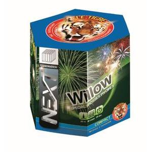 Feu d'artifice Willow