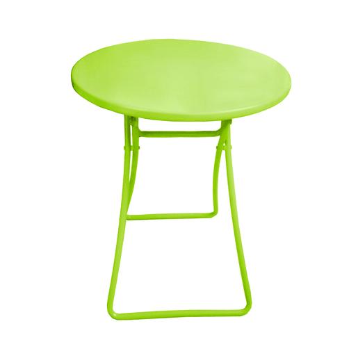 Table d\'appoint - Acier - Vert - Mobilier de jardin | La ...