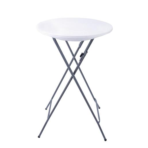Table Mange Debout Party O 60 X H 110 Cm Moorea Mobilier De Jardin La Foir Fouille