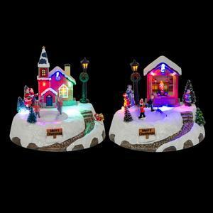 Pas ChersLa De Figurines Foir'fouille Village NoëlDécors Et 1cTFKlJu3