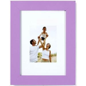 Cadre photo collection Optimo - 18 x 24 cm - Violet