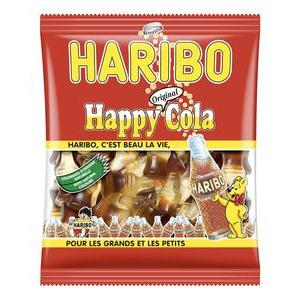Happy Cola HARIBO - 120 g