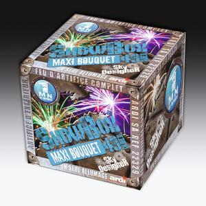Feu d'artifice showbox bouquet xxl