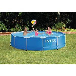 Piscine tubulaire Intex - ø 366 x H 76 cm