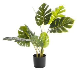 Plante Monstera artificielle - H 85 cm