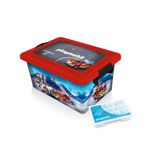 Boite De Rangement Playmobil boite multicolore - produits divers | la foir'fouille