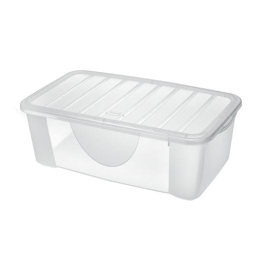 moins cher f23c9 0fa57 Boite de rangement en plastique transparente - Rangement ...