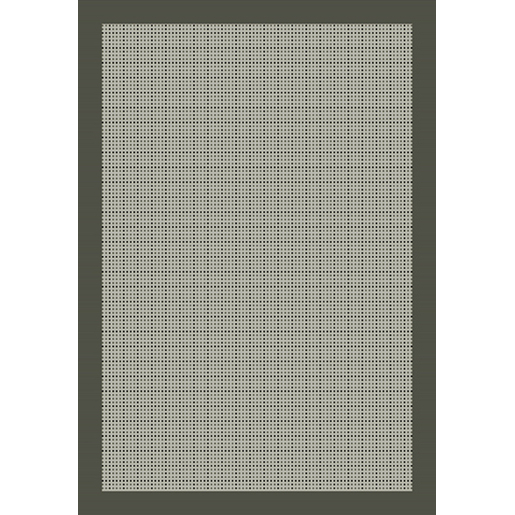 tapis ext rieur polypropyl ne gris blanc noir. Black Bedroom Furniture Sets. Home Design Ideas