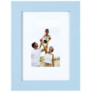 Cadre photo collection Optimo - 24 x 30 cm - Bleu ciel