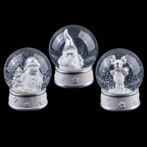 À Blanc L'intérieurLa Foir Neige De Noël Gris Déco Pour Boule nkOZN8wPX0