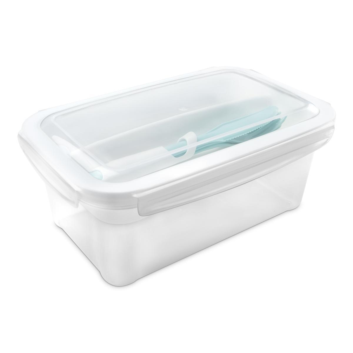 Lunch box hermétique souple - 2L