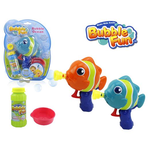 Poisson bulles multicolore jeux d 39 ext rieur pour for Aspirateur piscine hors sol la foir fouille