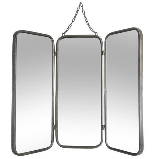 Miroir tryptique - Miroirs | La Foir\'Fouille