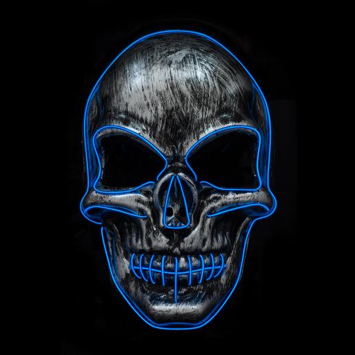 Masque Tête de Mort LED