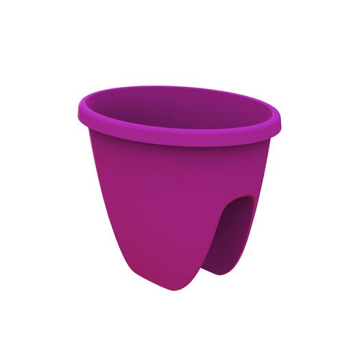 Pot A Fleurs Pour Balcon 30 Cm Differents Coloris Pots De