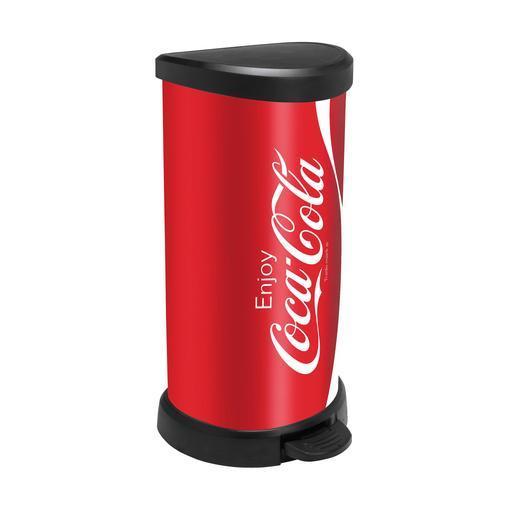 Poubelle Coca Cola   40 L