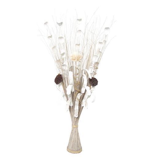 Fagots de fleurs séchées pour vos idées déco | La Foir'Fouille