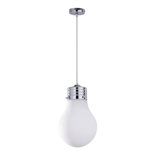 Suspension Blanc Luminaires Ampoule Pour En Acier Suspensions rCBxoedW