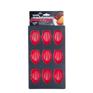 plaque silicone 9 madeleines