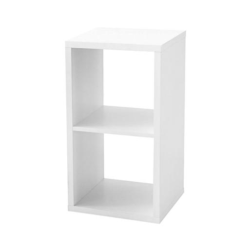 Etagere Cube Blanc Meubles De Chambre La Foir Fouille