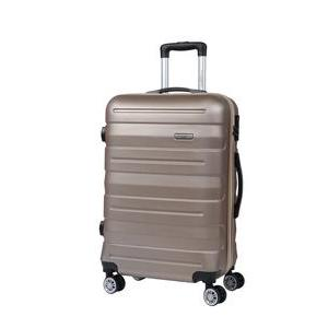 Valise Manoukian - H 60 cm - Beige champagne
