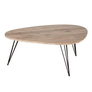 Table basse Neile - 112 x 80 cm