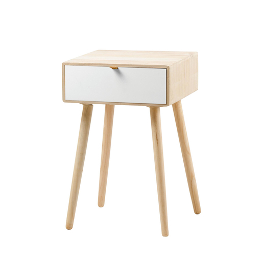 Table De Chevet Scandinave H 60 Cm Meubles De Salon La