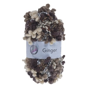Pelote collection Ginger - 100 g - 18 m - Multicolore