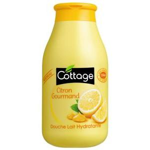 Gel douche Cottage citron gourmand - 250 ml