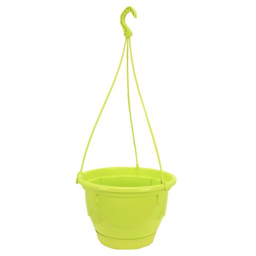 Suspension Fleurs Plastique Vert Pots De Fleur Et Cache Pot