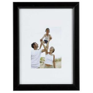 Cadre photo collection Banco - 24 x 30 cm - Couleur noir