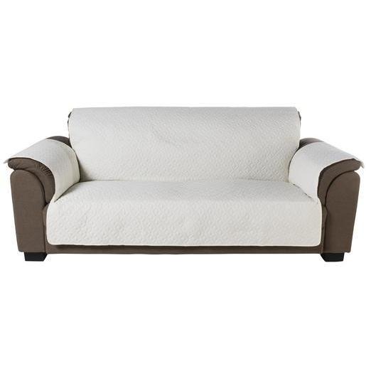 housse de canapé blanche Housses de canapé et housses de fauteuil | La Foir'Fouille housse de canapé blanche