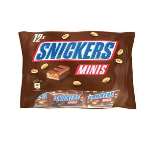 12 mini Snickers - 227 g