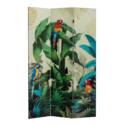 Paravent Jungle 120 X H 180 Cm Toiles Imprimees La Foir Fouille