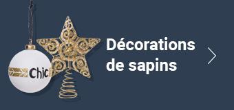 Decoration De Noel Guirlandes Sapins Deco La Foir Fouille