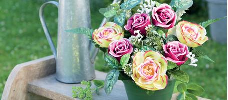 Plantes Et Fleurs Artificielles Deco La Foir Fouille