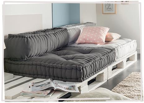 matelas banquette. Black Bedroom Furniture Sets. Home Design Ideas