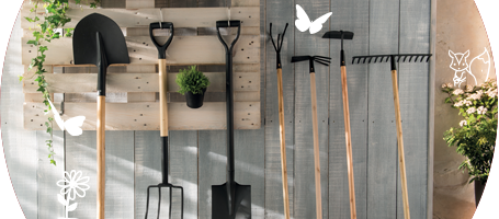 Outils de jardinage pour l 39 entretien du jardin la foir for Entretien outils jardin