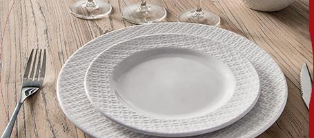 Assiettes - Assiettes plates, assiettes design pas chère   La Foir ... af6a29a52fc